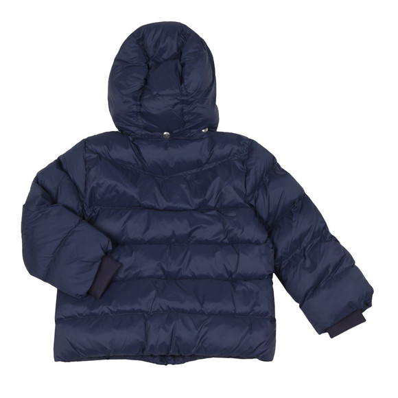 Gant Boys Blue Alta Puffer Jacket main image
