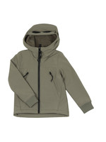 Soft Shell Goggle Hooded Jacket
