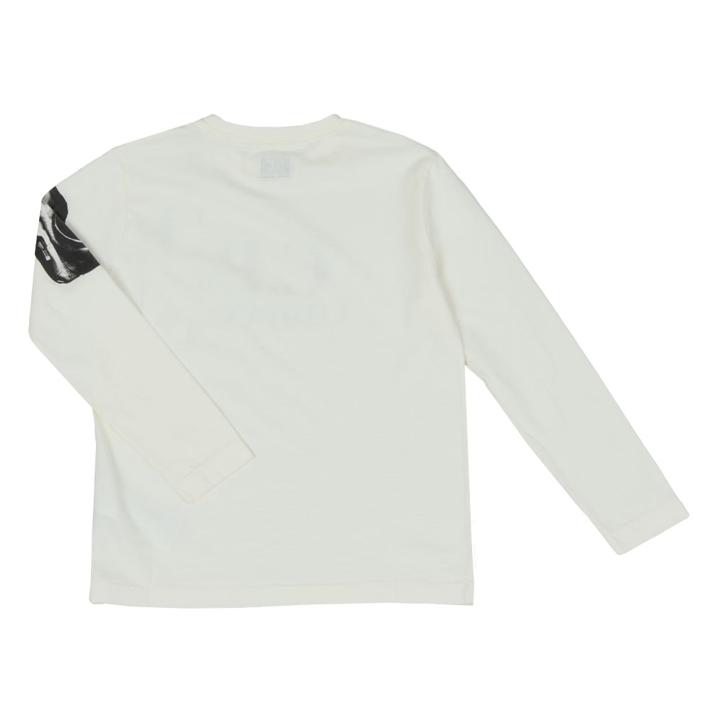 Printed Viewfinder Long Sleeve T Shirt main image