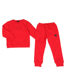 Paul & Shark Cadets Boys Red Tracksuit