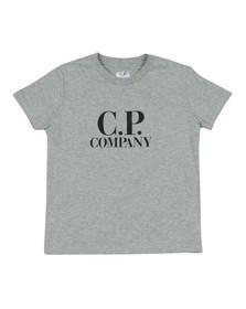 C.P. Company Undersixteen Boys Grey Printed Goggle T Shirt