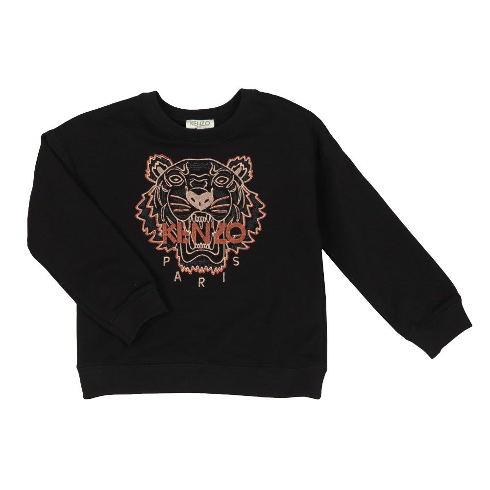 c01a84bd Kenzo Kids Embroidered Tiger Sweat | Oxygen Clothing