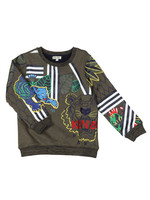 Boys Fantastic Jungle Sweatshirt