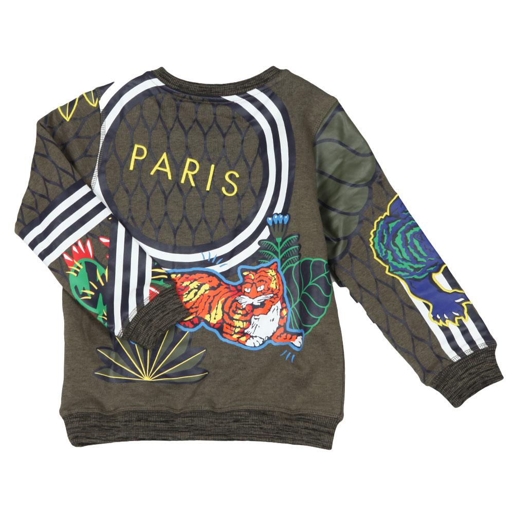67b869c3ac70 Kenzo Kids Fantastic Jungle Sweatshirt