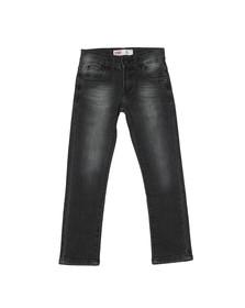 Levi's Boys Black 510 Skinny Jean