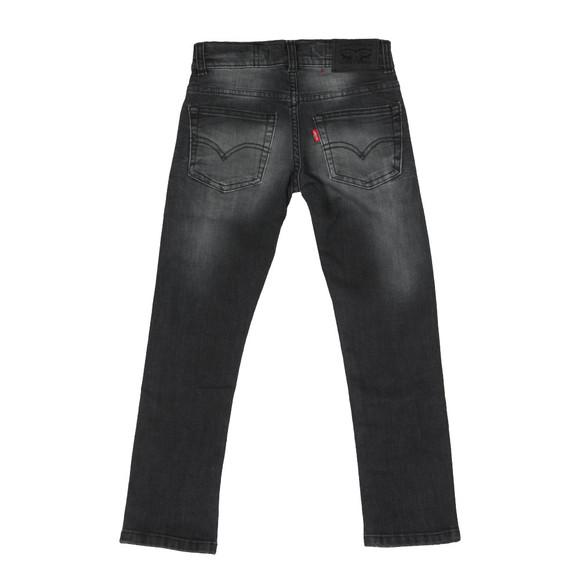 Levi's Boys Black 510 Skinny Jean main image