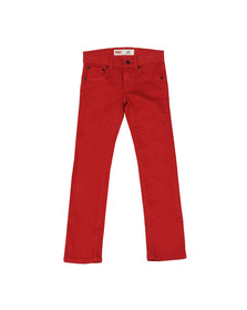 Levi's Boys Red 510 Skinny Jean
