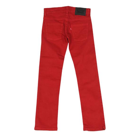 Levi's Boys Red 510 Skinny Jean main image