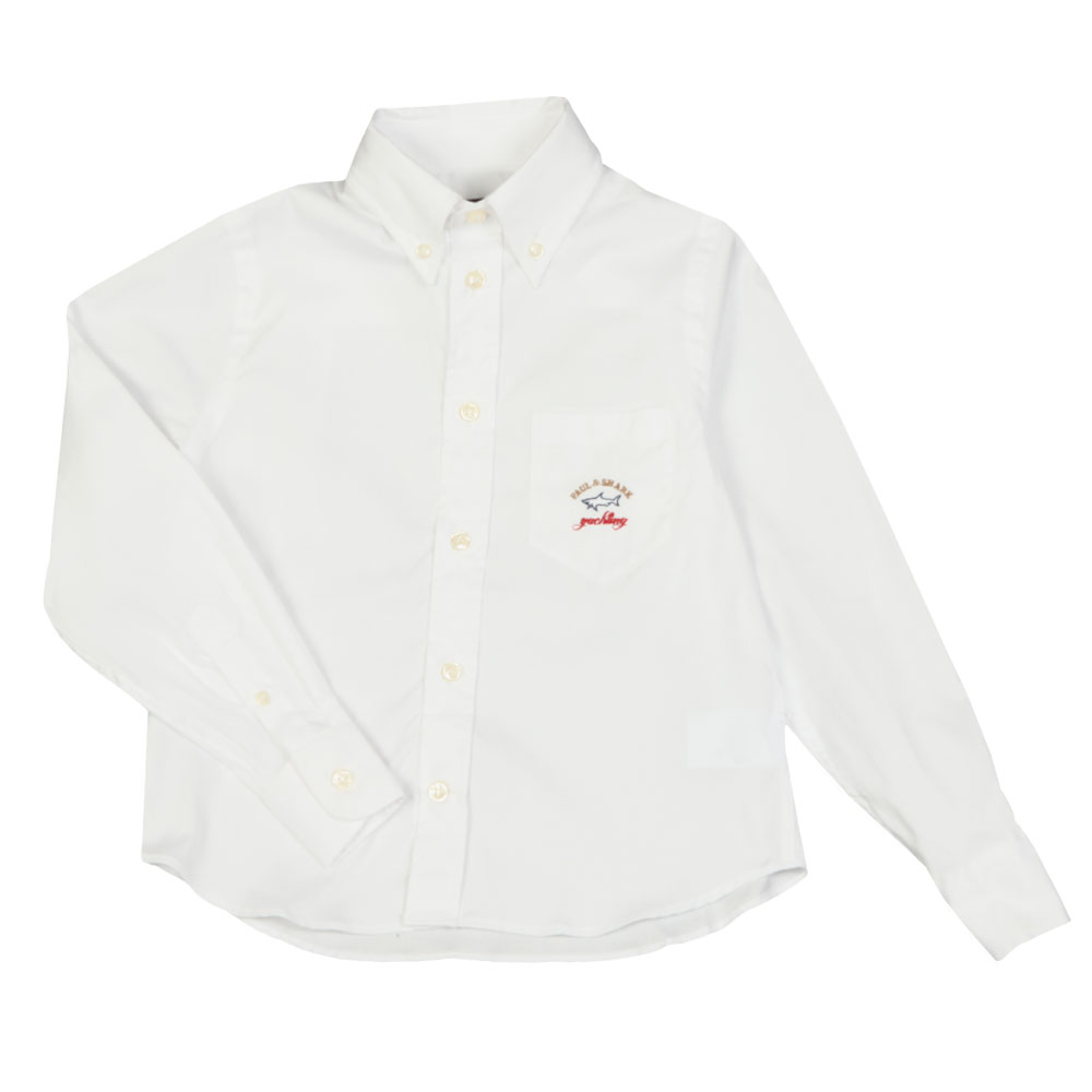 Embroidered Logo Shirt main image