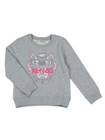 Embroidered Tiger Sweat