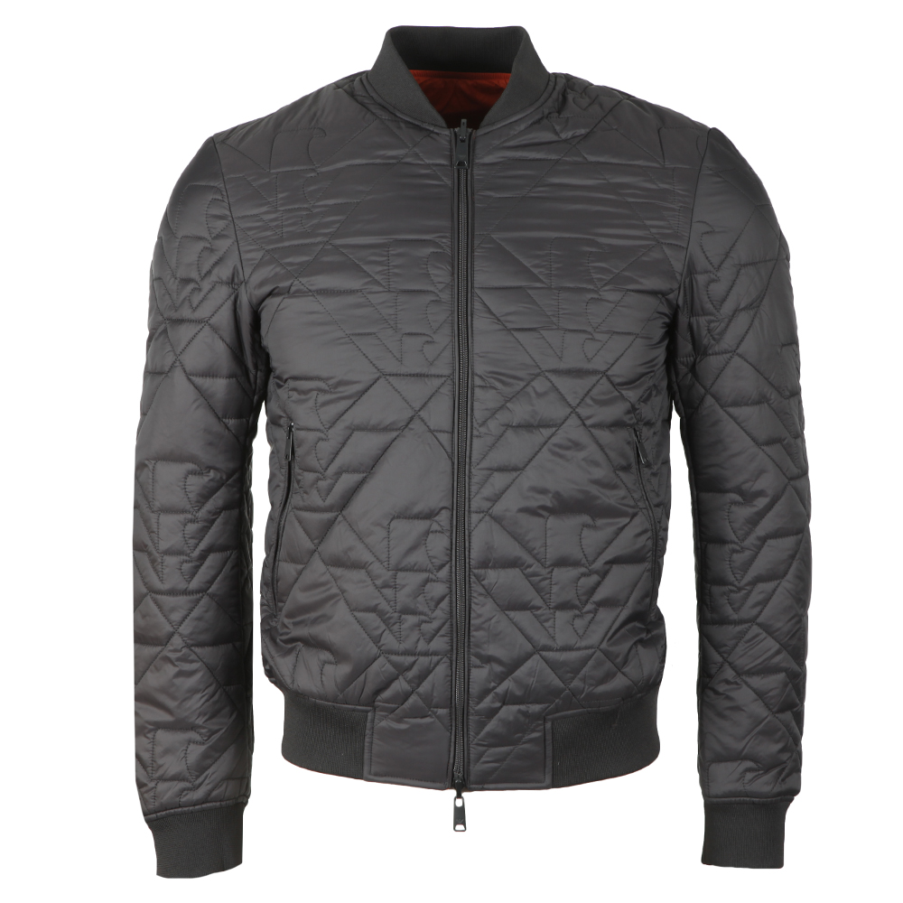 6Z1B96 Eagle Quilted Jacket main image