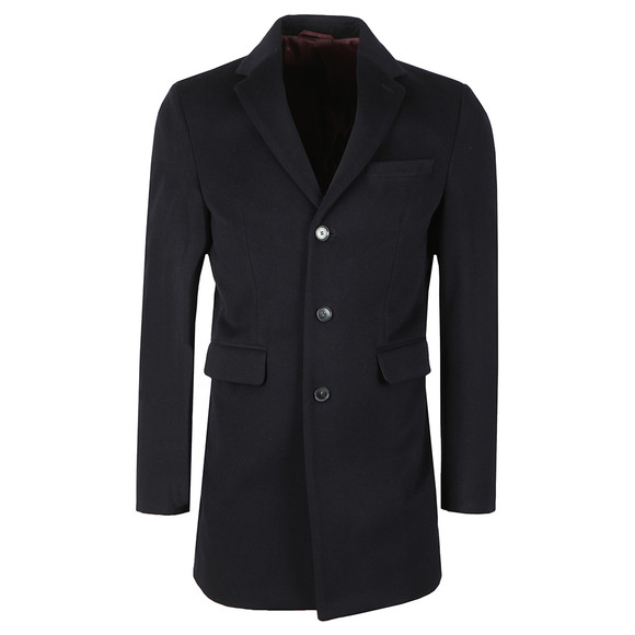 Gant Mens Blue The Wool Coat main image