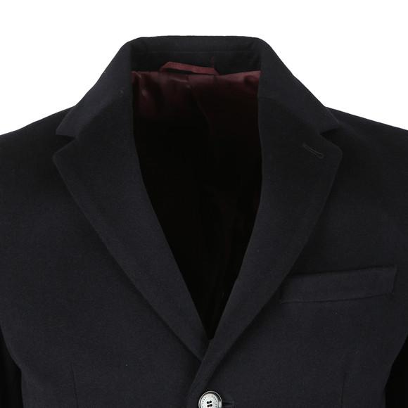 Gant Mens Blue The Wool Coat