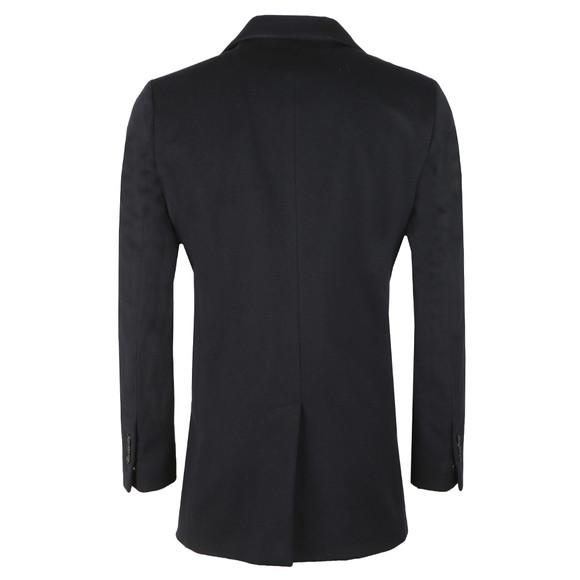 Gant Mens Blue The Wool Coat main image