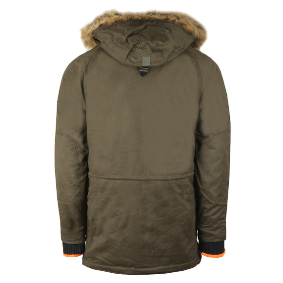 Superdry Mens Green SDX Parka main image