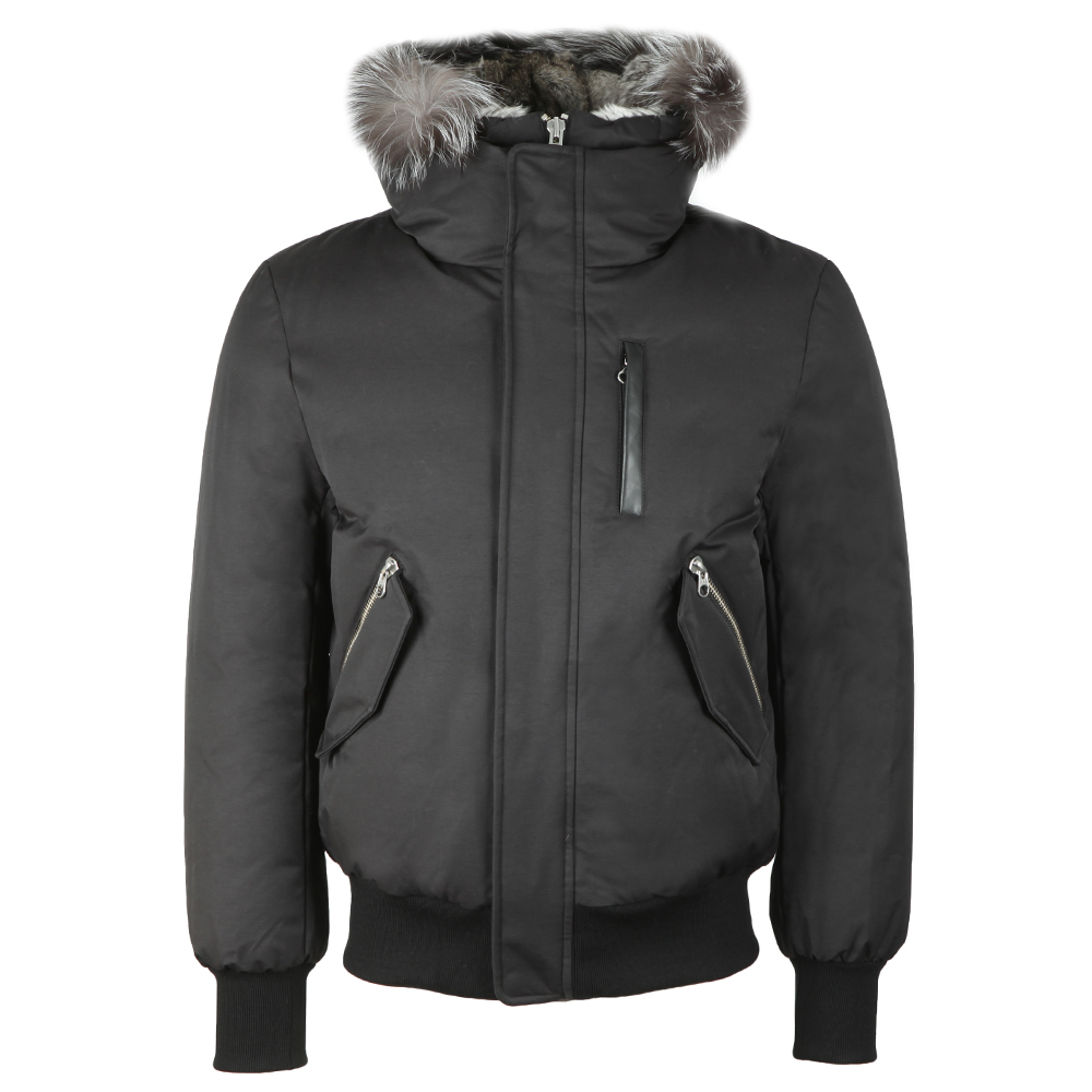Dixon-X Hooded Jacket main image
