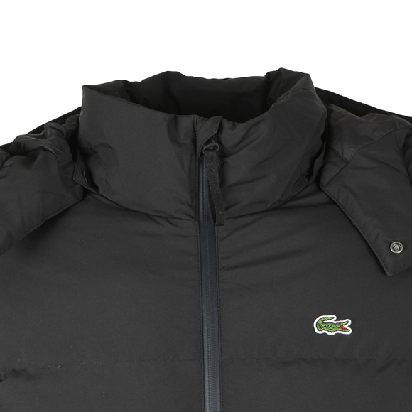 Lacoste Mens Black Bh9358 Jacket main image