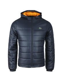 Lacoste Sport Mens Blue BH9520 Puffer Jacket