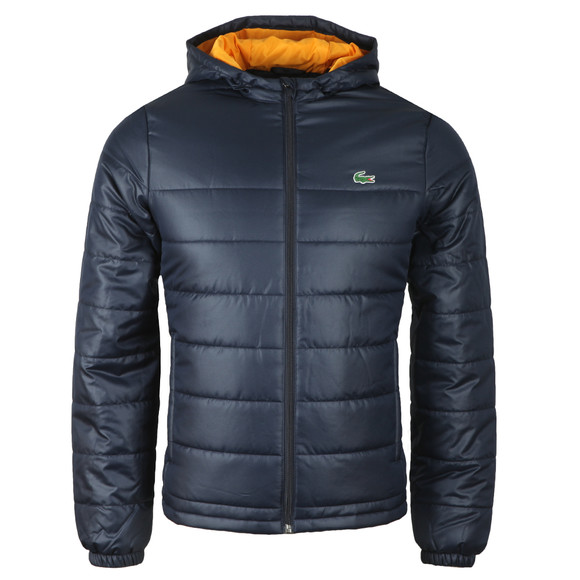 Lacoste Sport Mens Blue BH9520 Puffer Jacket main image