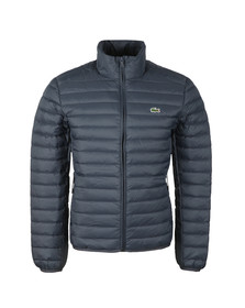Lacoste Mens Blue Bh9389 Jacket