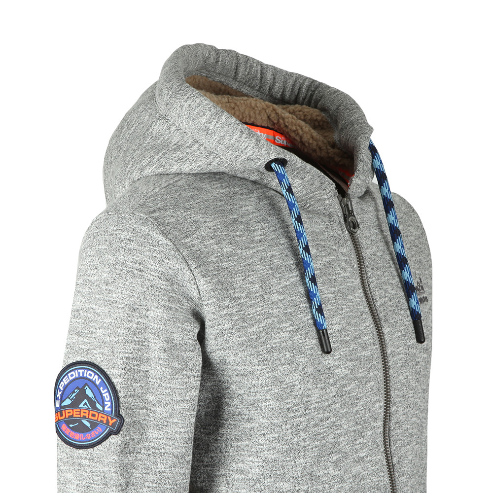 Orange Label Mountain Ziphood main image