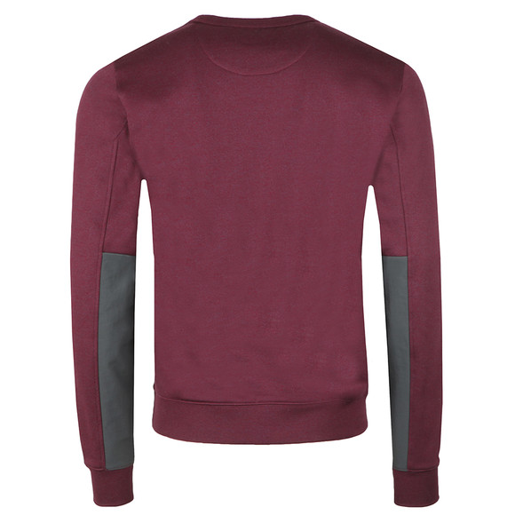 Lacoste Sport Mens Purple SH9510 Sweatshirt main image