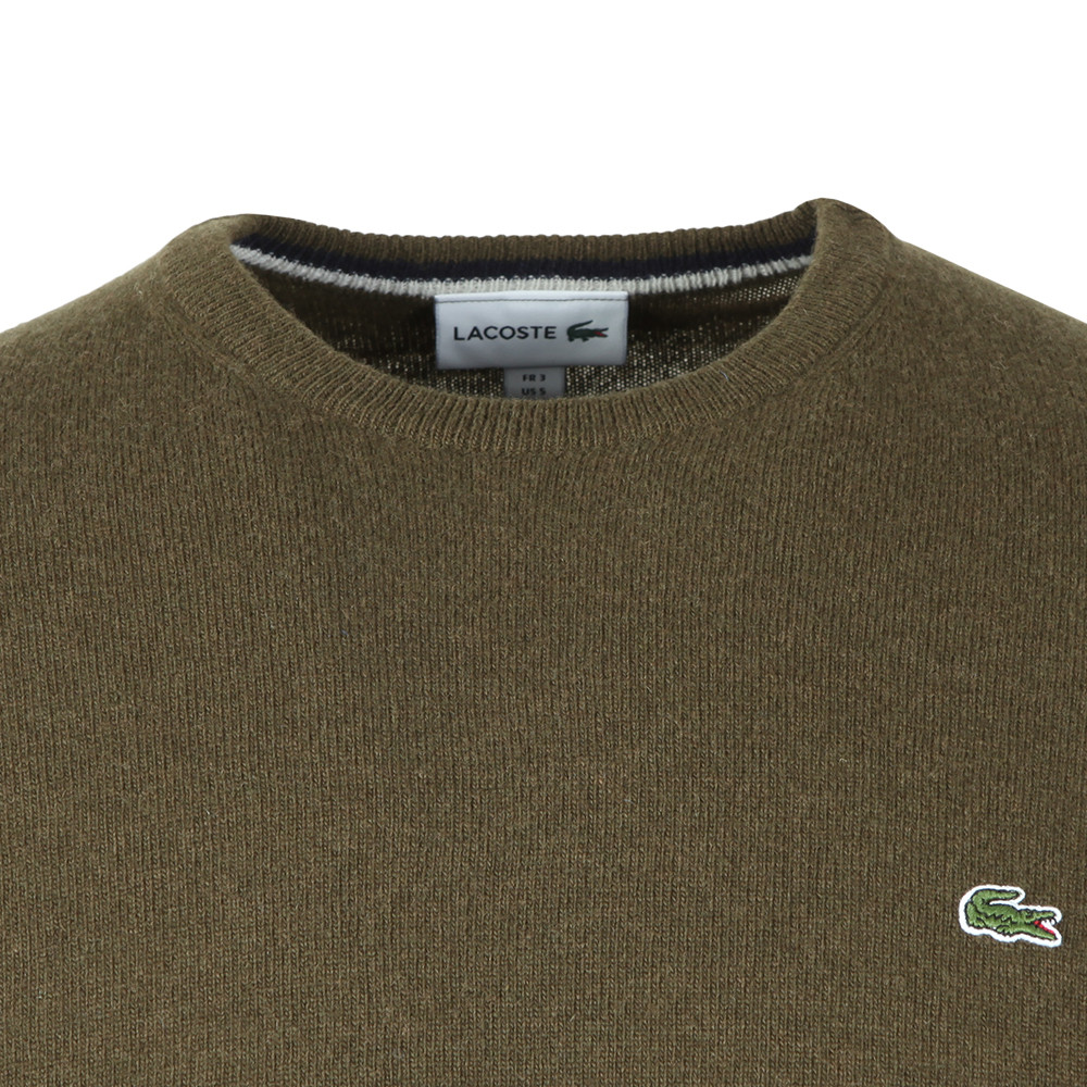 AH0841 Wool Jumper main image