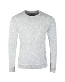 Lacoste Mens Grey Sleepwear Crew Neck Sweat