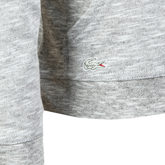 Lacoste Mens Grey Sleepwear Crew Neck Sweat main image