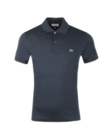 Lacoste Mens Blue DH2050 Polo