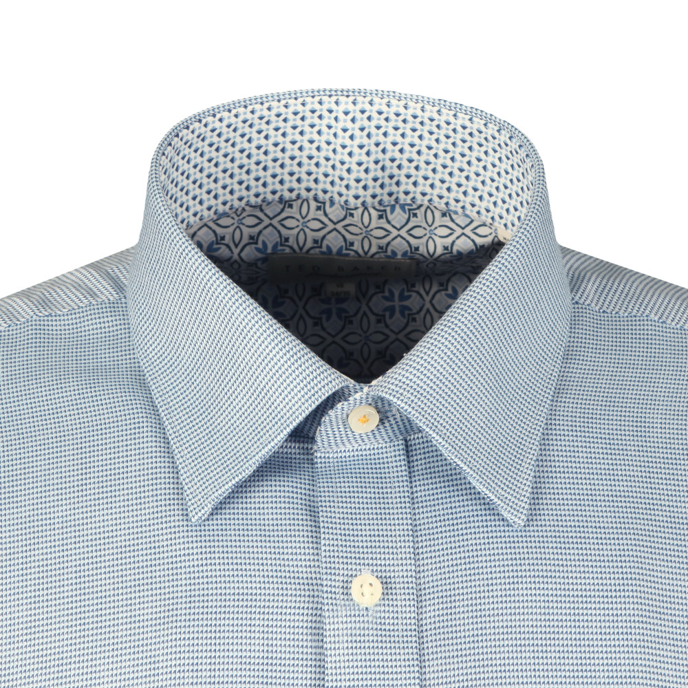 Shell L/S Houndstooth Endurance Shirt main image