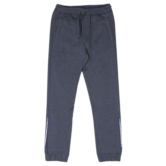 BOSS Mens Blue Athleisure Hadiko Sweatpant