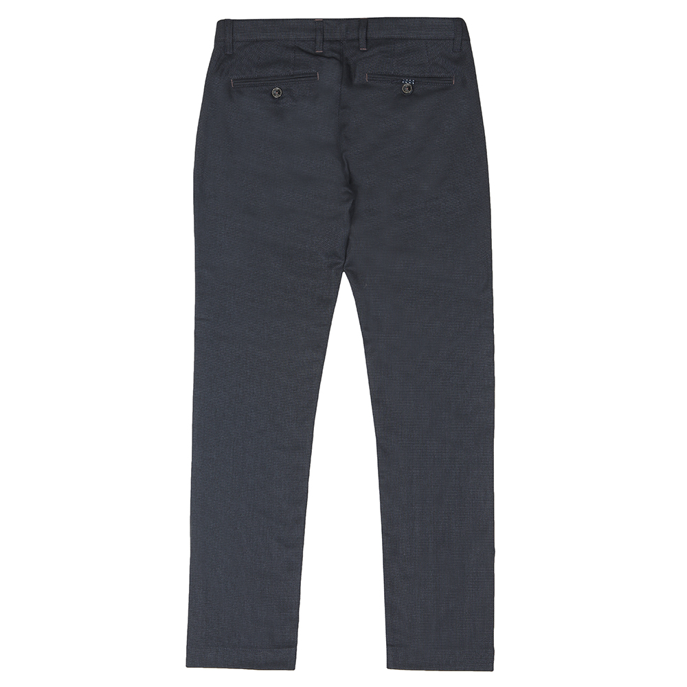 Willham Slim Fit Textured Trouser main image