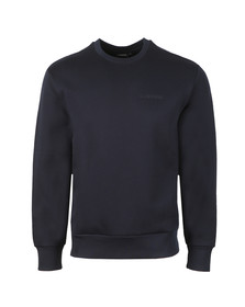 J.Lindeberg Mens Blue Chip Lux Sweat