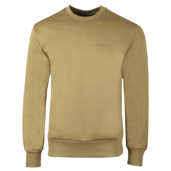 J.Lindeberg Mens Green Chip Lux Sweat main image