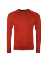 Orange Label Crew Jumper