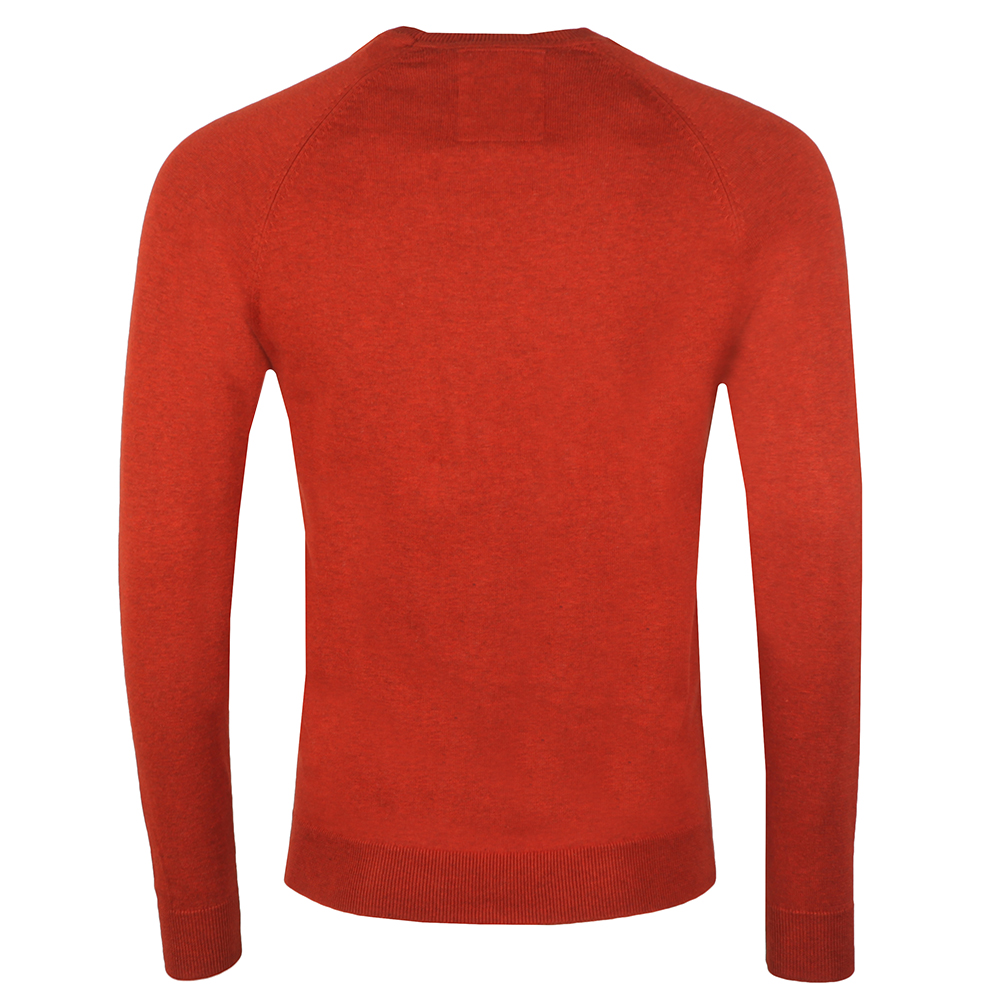 Orange Label Crew Jumper main image