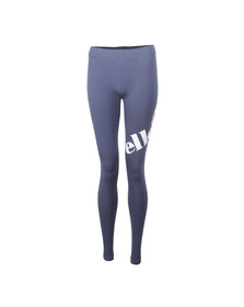 Ellesse Womens Blue Sebatino Leggings