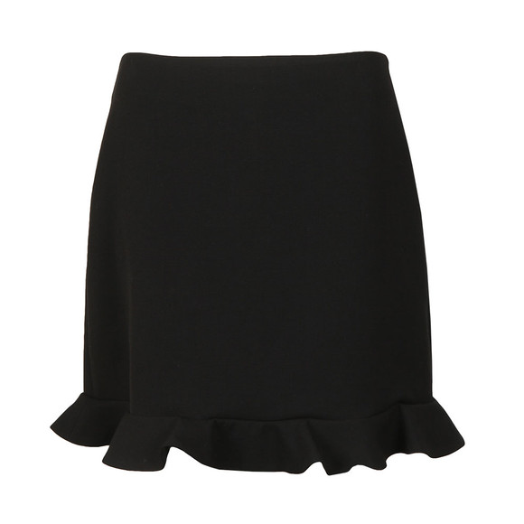 French Connection Womens Black Sundae Suiting Mini Skirt main image