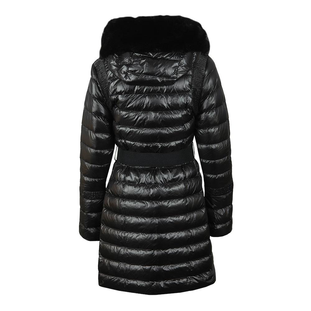 Yandle Long Down Coat With Hood main image