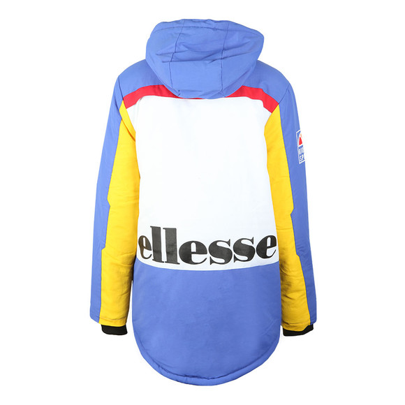 Ellesse Womens Blue Alto Jacket main image