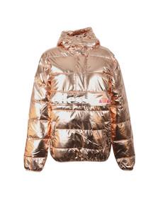 Ellesse Womens Pink Zinnia Padded Jacket