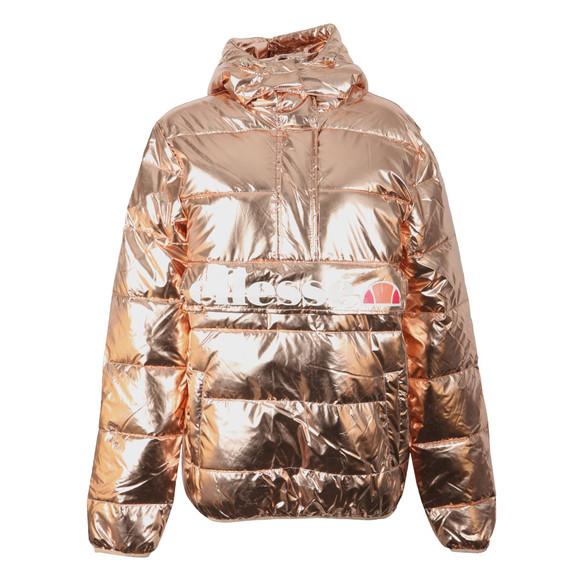 Ellesse Womens Pink Zinnia Padded Jacket main image