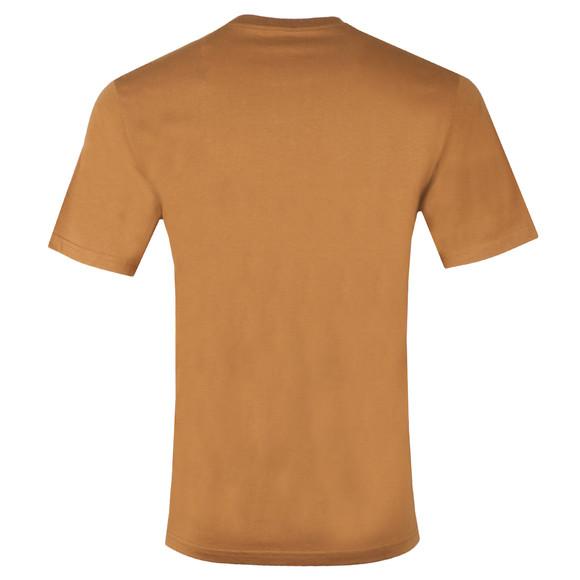 Carhartt Mens Brown Pocket Crew T-Shirt main image