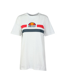 Ellesse Womens White Lattea T Shirt