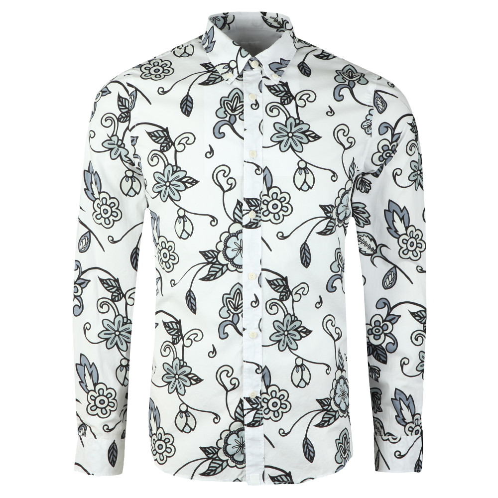 Beatles Prudence Print Shirt main image