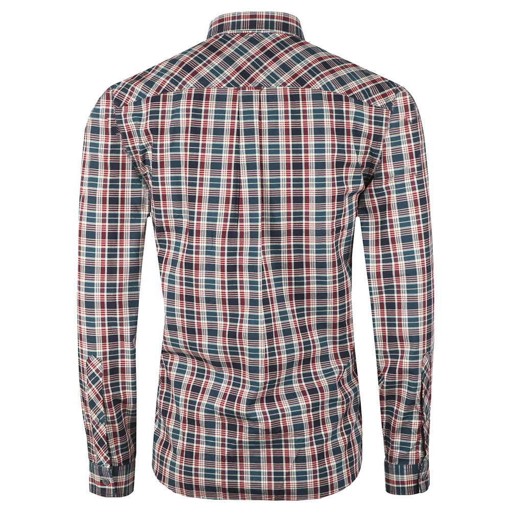 Classic Fit Check Shirt main image