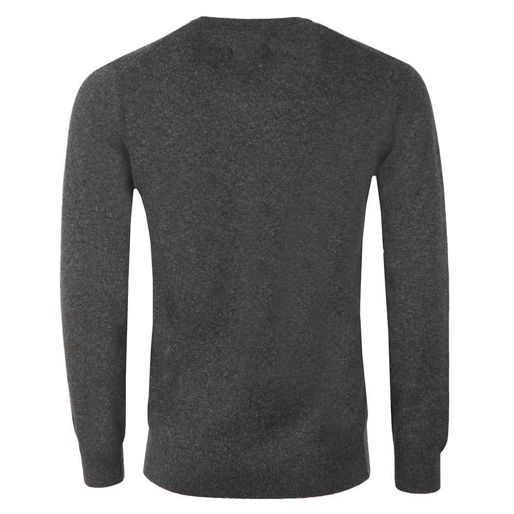 Lambswool V-Neck Jumper main image