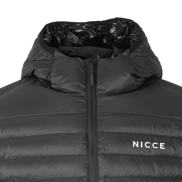 Nicce Mens Black Maidon Jacket main image