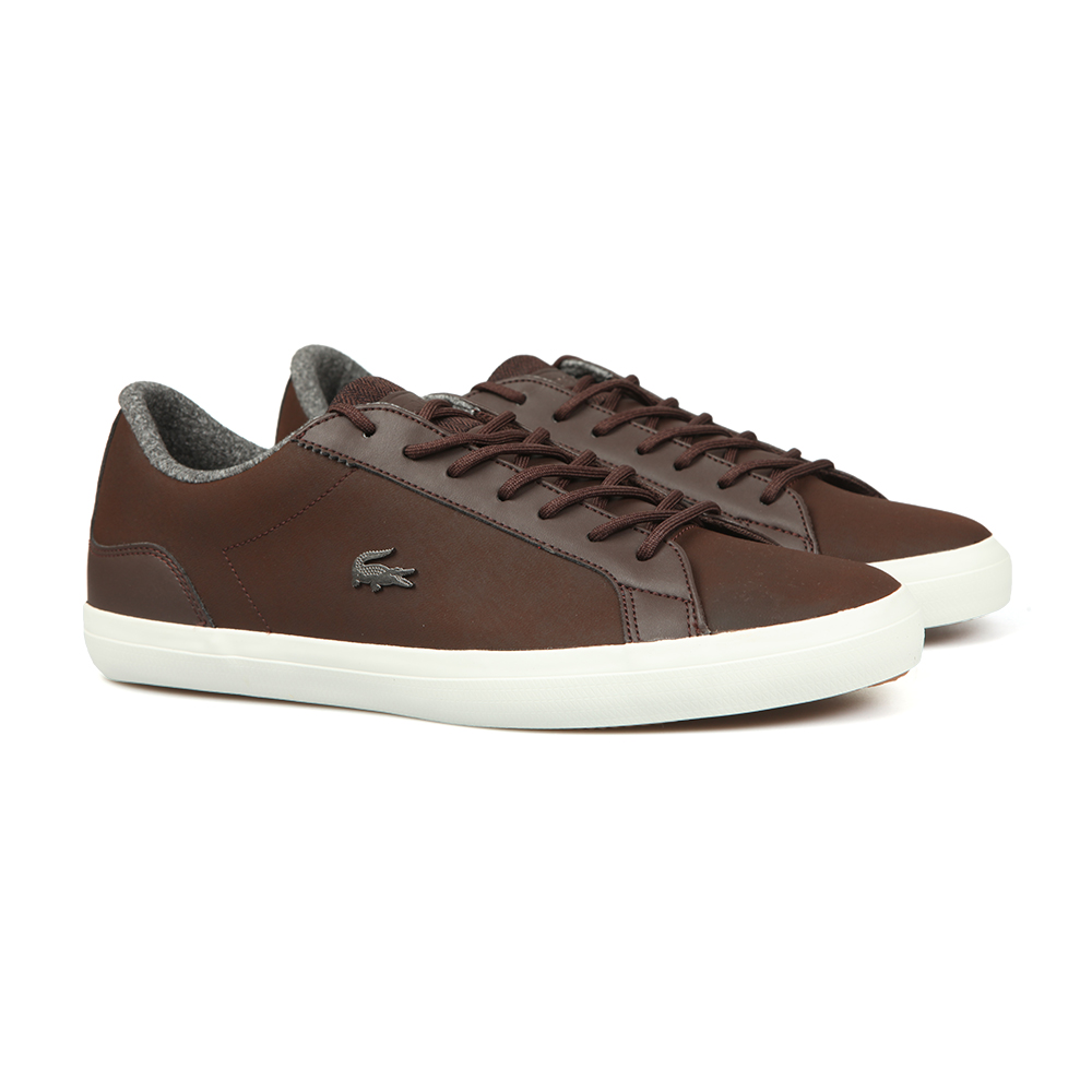 Lerond 318 Leather Trainer main image
